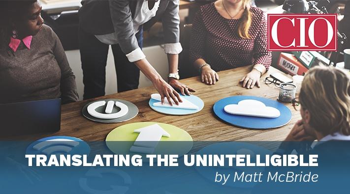 Translating the Unintelligible