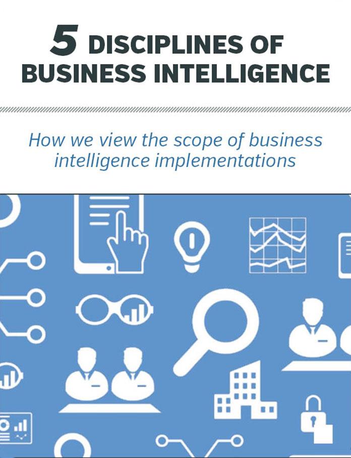 Five Disciplines of Business Intelligence
