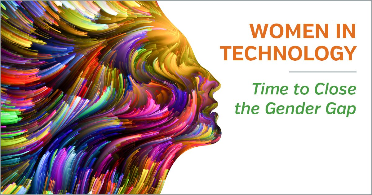 Women In Technology – Time To Close The Gender Gap