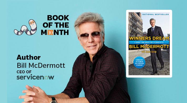 bill mcdermott book club