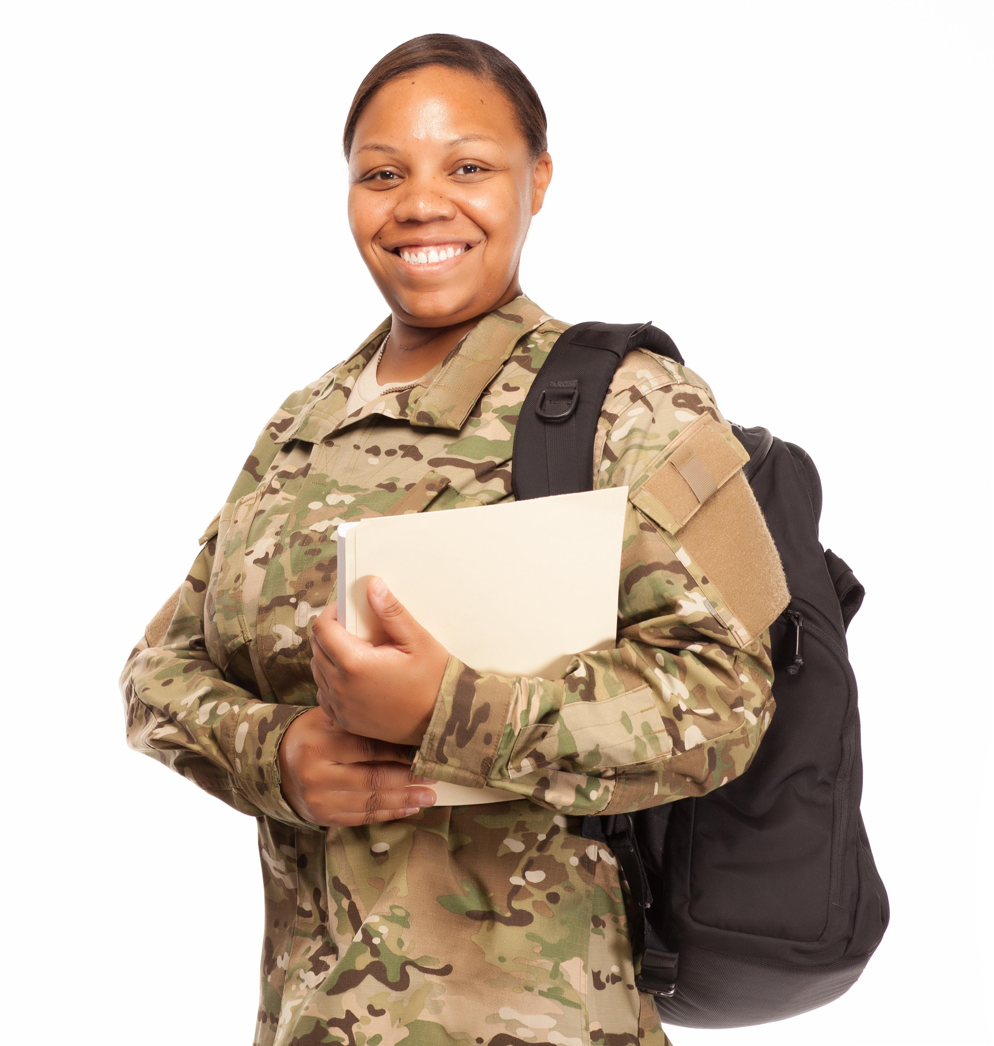 veterans view recruiting in corporate america