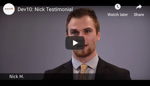 Nick Testimonial