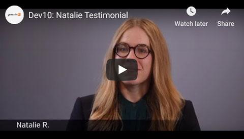 Natalie Testimonial