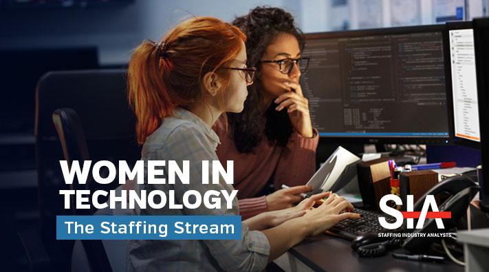 GENESIS10'S AMI SARNOWSKI ON WOMEN IN TECHNOLOGY, THE STAFFING STREAM